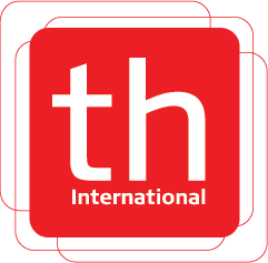 TH International logo
